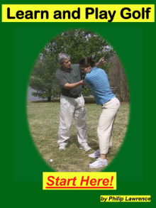 1.0 e-book Learn and Play Golf