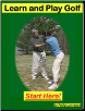Learn and Play Golf - Parts 1, 2 and 3 DVD