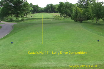 Long Drive Competition