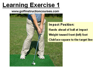 Golf Instruction Courses - Trajectory