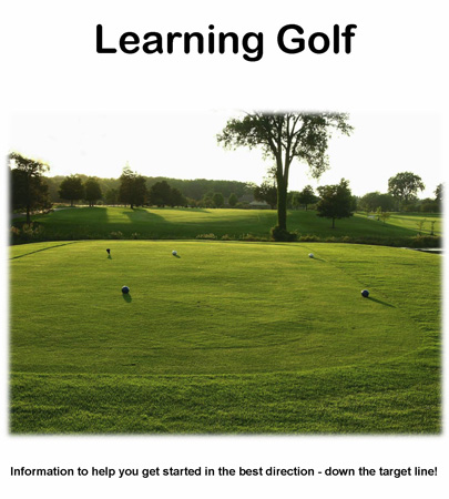 Learning Golf Information Booklet
