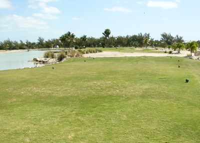 Sombrero Golf Hole No. 8
